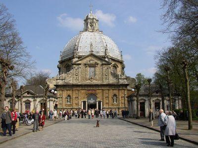 Onze-Lieve-Vrouwebasiliek van Scherpenheuvel - Basiliek | RouteYou
