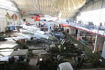 Defence and Garrison Museum - Museum | RouteYou