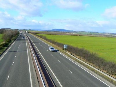 A92 road - Road   RouteYou