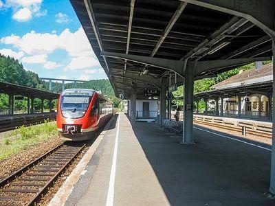 Aachen nach Annweiler 1. Wahl Tourenmotorrad Route | RouteYou