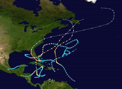 1935 Labor Day Hurricane Poi Routeyou