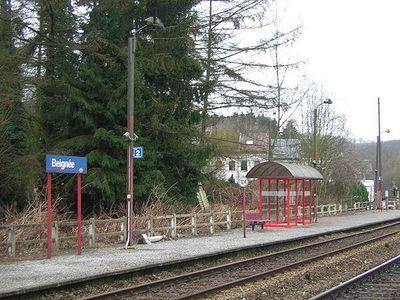 Gare de Beignée - Gare | RouteYou