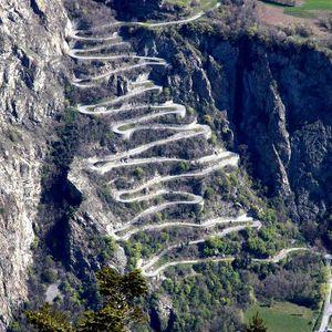 La Chambre - Les Lacets de Montvernier - Col du Chaussy - Race cycle route | RouteYou