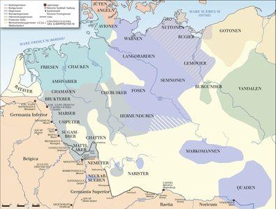 Varusschlacht Karte.Varusschlacht Wald Routeyou