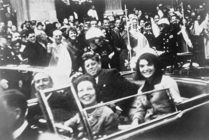 J F Kennedy Assassination Walk - Walking route | RouteYou