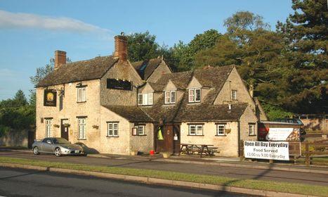 Daterend van het graafschap Oxfordshire