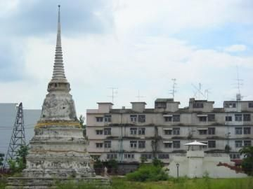 Ayutthaya - Northern Bicycle Track (The War Loop) - Cycle route