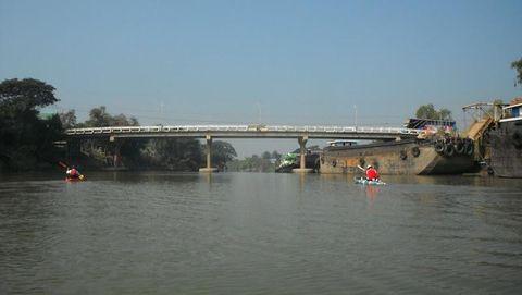Ayutthaya - Thawarat Bicycle Track - Cycle route | RouteYou
